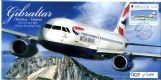 GB Airways 1st Day Cover - GIB-MAD